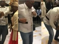 Governor Fayose Spotted