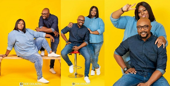 Image result for Cute pre-wedding photos of plus-sized bride and her husband-to-be