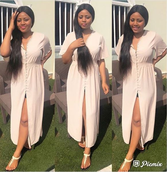 Regina Daniels celebrates 1.9 million followers on Instagram