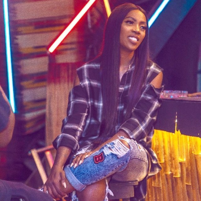 """Love Yourself, I still have to remind myself how beautiful I am"" – Tiwa Savage"
