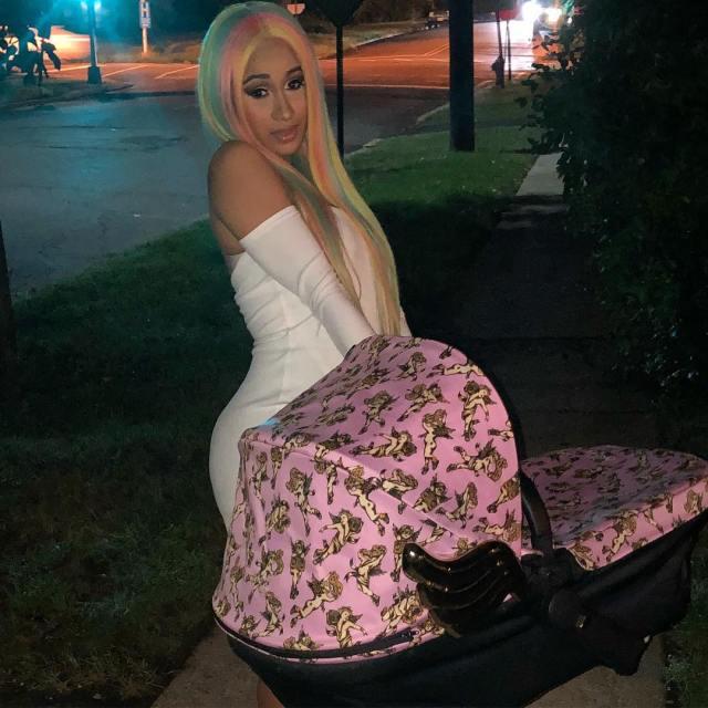 Nicki Minaj proves