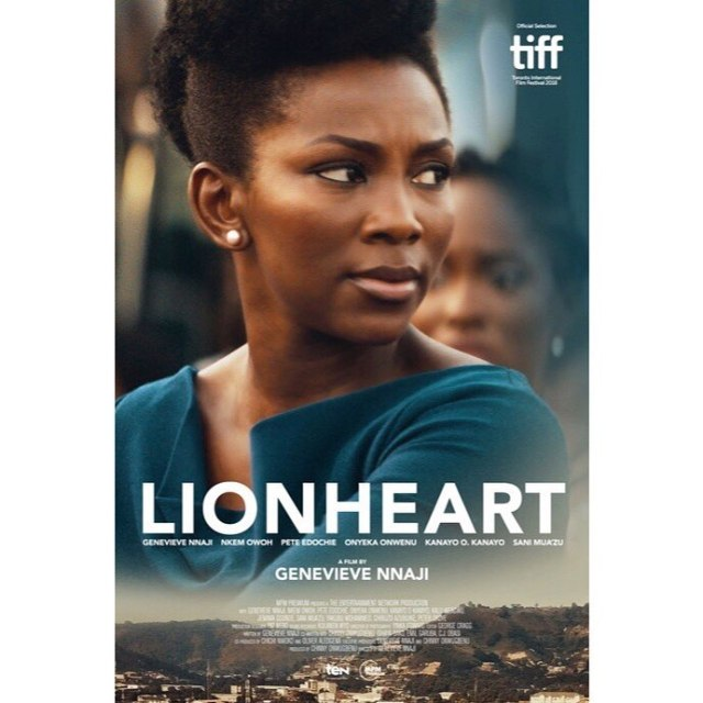 Genevieve Nnaji speaks to CNN as 'Lionheart' becomes first Netflix film from Nigeria