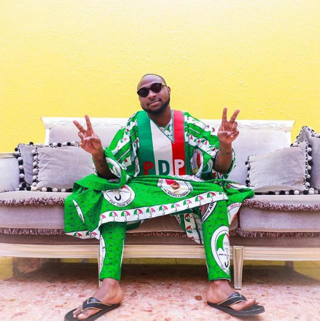 Reno Omokri says Davido should contest for Osun state governorship election in 2 years time, says he is loyal