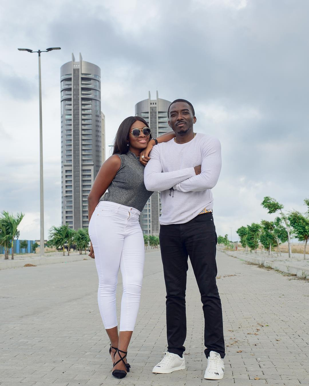 Bovi surprises wife
