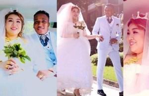 Nigerian Big Boy weds Chinese Girlfriend