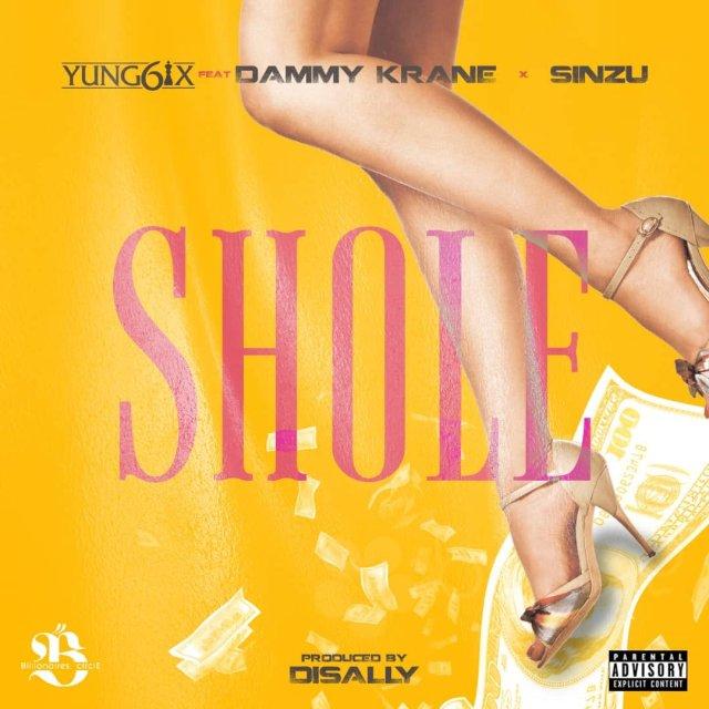Yung6ix ft Dammy Krane Shole