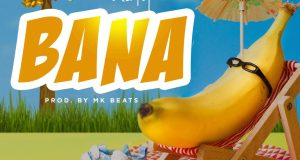Solidstar Bana lyrics