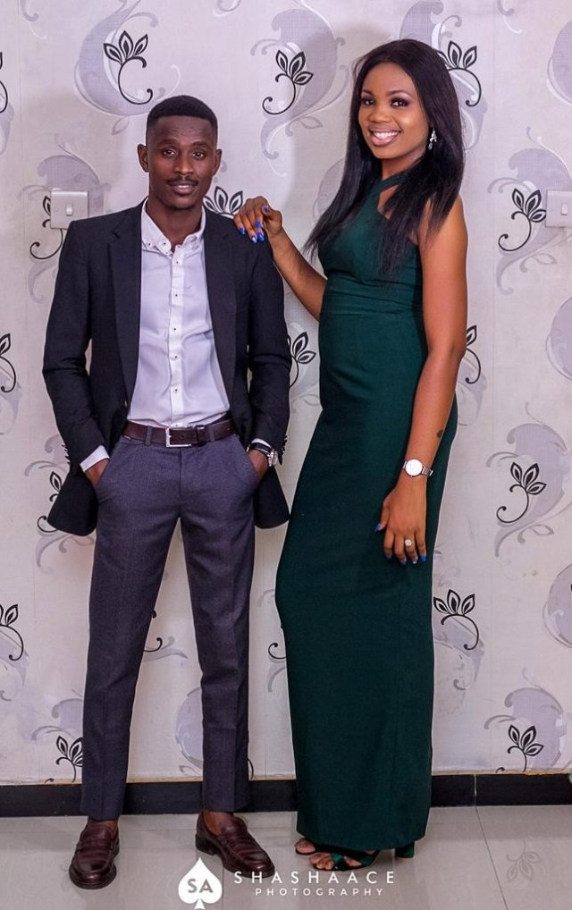 short 01 - Nigerian man marries tall lady that turned him down 7 years ago because of his height