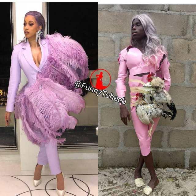 Nigerian Comedian Funnytoheeb