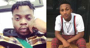 Olamide signs Picazo