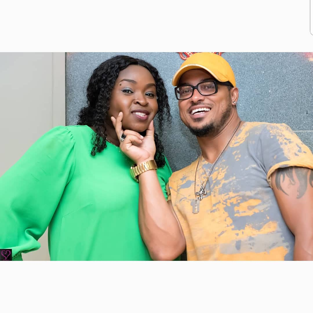 Van Vicker celebrates 15th wedding anniversary