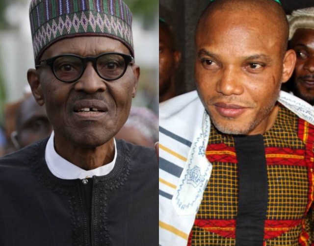 Image result for No cause for worry over Nnamdi Kanu's outburst – Presidency