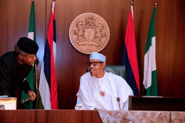 VP Osinbajo speaks on allegations that President Buhari is cloned