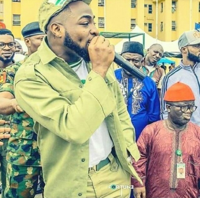 IMG 20180831 082127 803 - NYSC: The 7 sins of Davido and accompanying sanctions