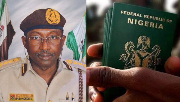 Image result for Nigerian passport with 10-year validity will be effective from December 2018.