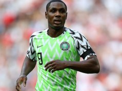 Odion Ighalo says