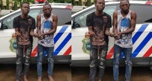 Robber gets rearrested
