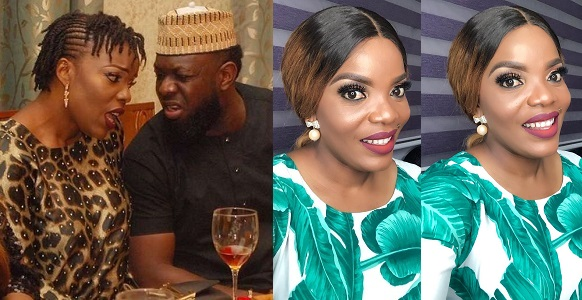 Image result for Empress Njamah reacts after Timaya revealed he collected his car gift to her back