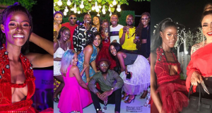 Photos from Khloe's 25th birthday party