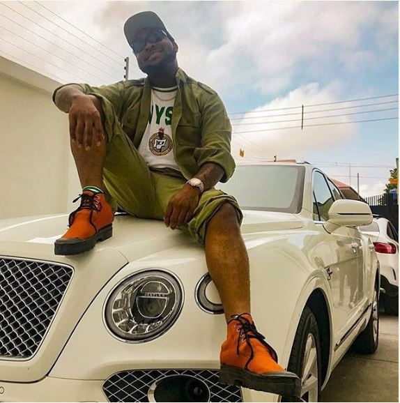 NYSC cancels Davido's one year service