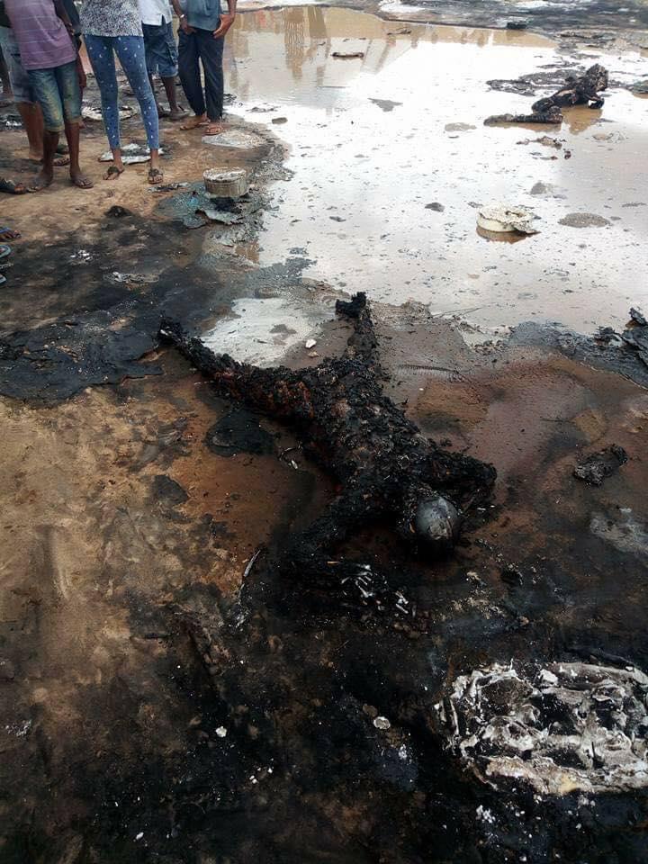 Aba pipeline explosion