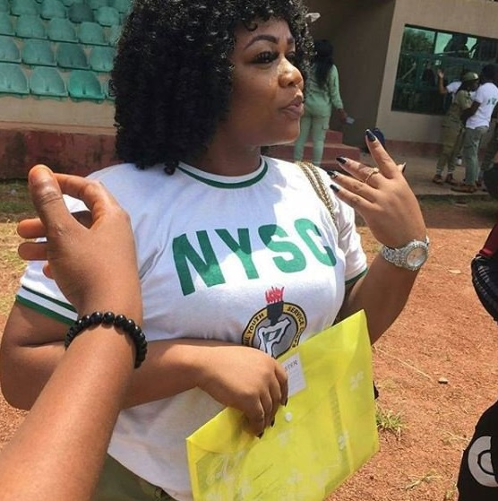 Corper Gets Engaged