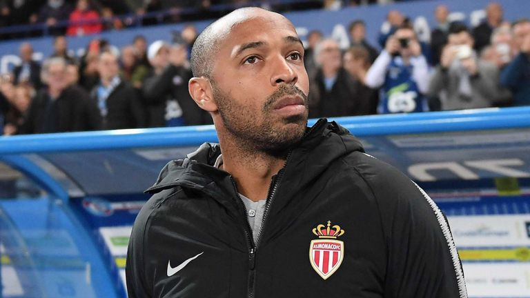 Thierry Henry loses first match