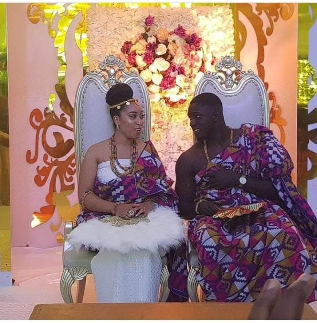 Photos from the Traditional wedding of Pastor Chris Oyakhilome's daughter to her Ghanaian fiance