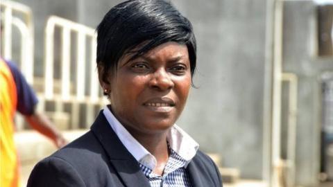 Ajuma Ameh-Otache is dead