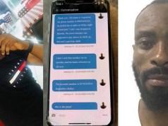 Nigerian man cries out