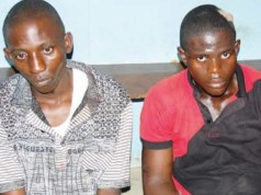Two suspected cultists arrested