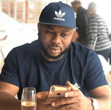 Respect the mother of my lovely son - Olakunle Churchill tells followers