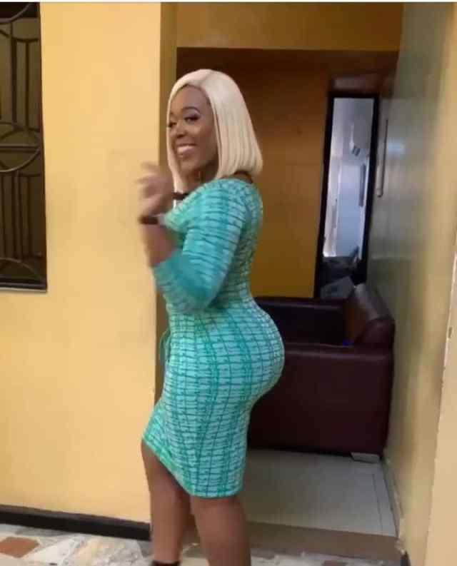 Moet Abebe cause commotion