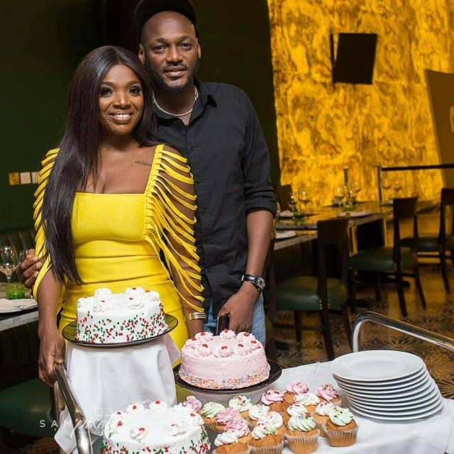 Annie Idibia's 34th birthday dinner