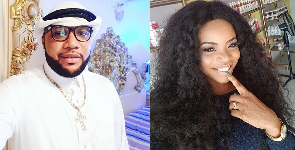 Image result for Laura Ikeji reacts after getting free N500k from Billionaire, E-money