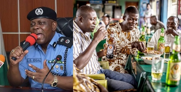 "Image result for ""Shut down all beer parlours within Lagos police community"" – CP Edgal Imohimi orders."