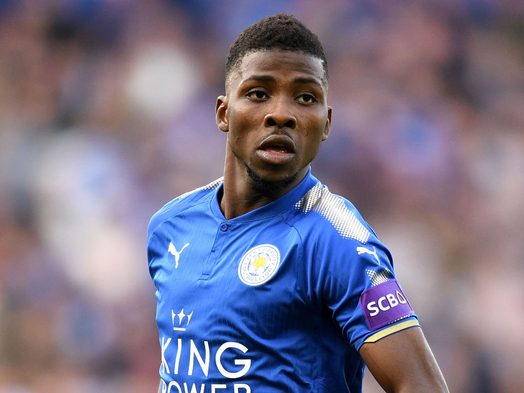 Kelechi Iheanacho dating Nina