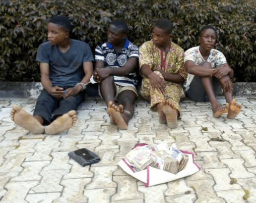 OMG; 3 Siblings Arrested For Kidnapping Church Member's 6-Year-Old Daughter