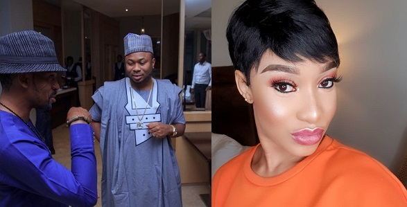 "Image result for ""How will it pain me that I dumped a one second man?!"" – Tonto Dikeh says she isn't pained about leaving her marriage."