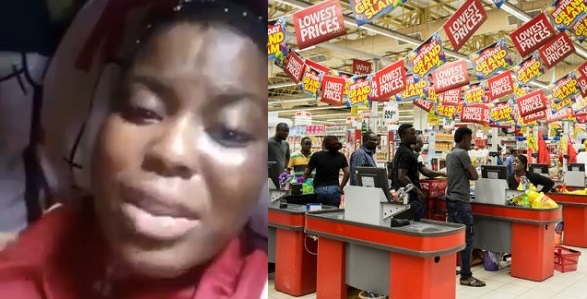 Image result for Lady narrates how girl allegedly bled and died at Shoprite in Warri after a man paid N50K into her account and performed a sex act on her (video)