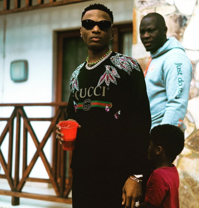 Wizkid Snubs Davido on His Birthday, Reasons