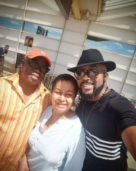 'My Dad was an orphan, my mother born to a single mom in Calabar' – Banky W shares touching story
