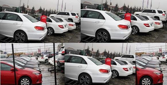 Image result for EFCC raids Astrax Autos in Lagos, seizes 29 exotic cars