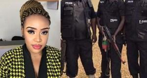 Nigerian Lady narrates
