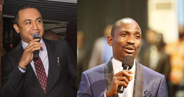 Image result for 'They will be remembered for nothing' — Pastor Enenche slams Daddy Freeze and others criticizing him for building the world's largest church auditorium