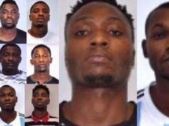 EFCC arrests 9 yahoo boys