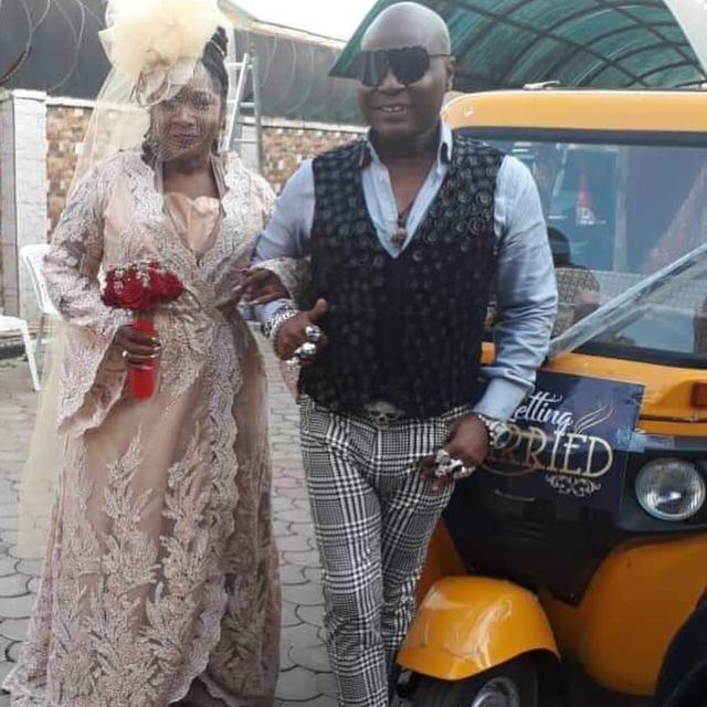 Charly Boy remarries his wife