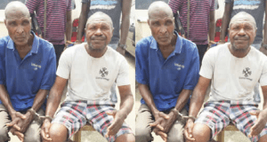 58-year-old man arrested