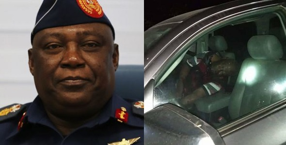 Alex Badeh friend released
