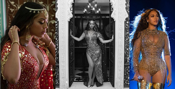 Beyoncé attends India's richest man's daughter's wedding (Photos) - YabaLeftOnline